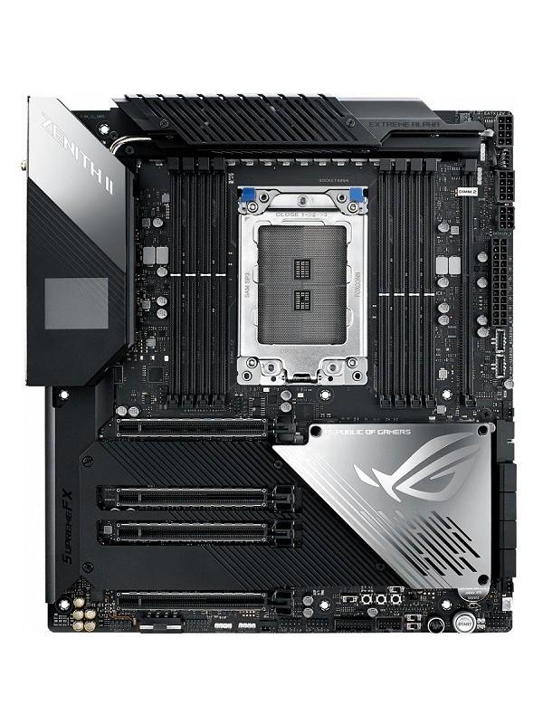 ASUS ROG Zenith II Extreme Alpha Socket sTRX4 ATX extendida AMD TRX40