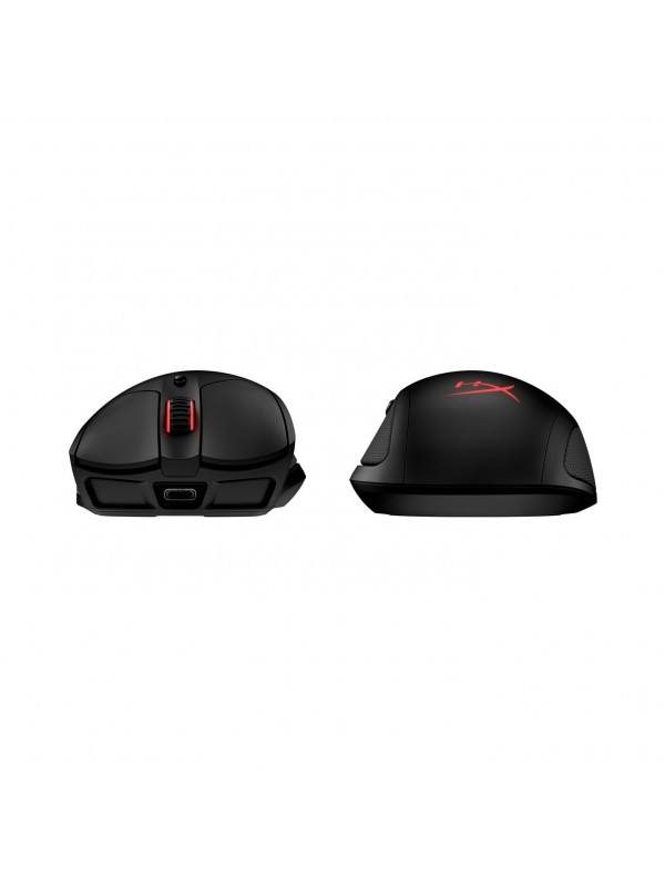 HyperX Pulsefire Dart ratón RF inalámbrico Óptico 16000 DPI mano derecha