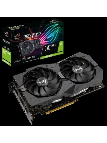 ASUS ROG GTX1660S-6G-GAMING NVIDIA GeForce GTX 1660 SUPER 6 GB GDDR6