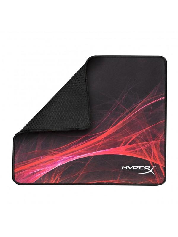 HyperX FURY S Speed Edition Pro Gaming Negro, Rojo Alfombrilla de ratón para juegos