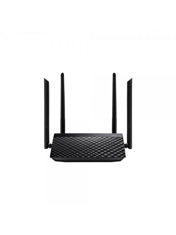 ASUS RT-AC51 router inalámbrico Doble banda (2,4 GHz   5 GHz) Ethernet rápido Negro