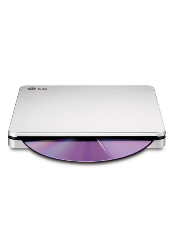LG GP70NS50 unidad de disco óptico Plata DVD Super Multi