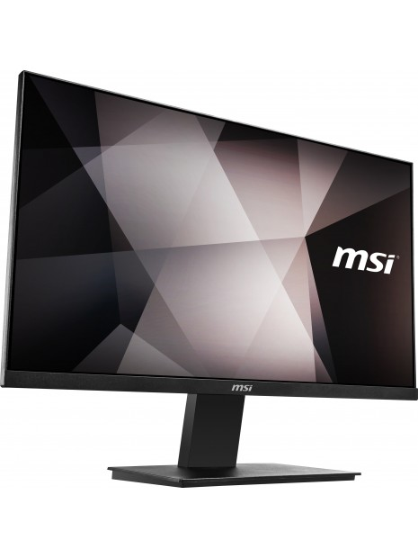 "MSI Pro MP241 60,5 cm (23.8"") 1920 x 1080 Pixeles Full HD LCD Negro"