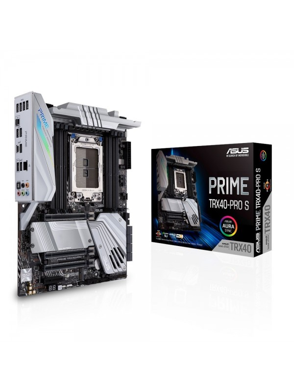 ASUS Prime TRX40-PRO S Socket sTRX4 ATX AMD TRX40
