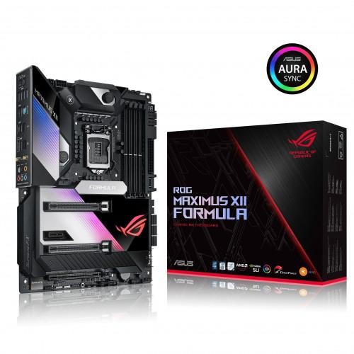 ASUS ROG MAXIMUS XII FORMULA LGA 1200 Intel Z490