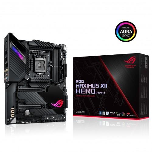 ASUS ROG MAXIMUS XII HERO (WI-FI) LGA 1200 Intel Z490