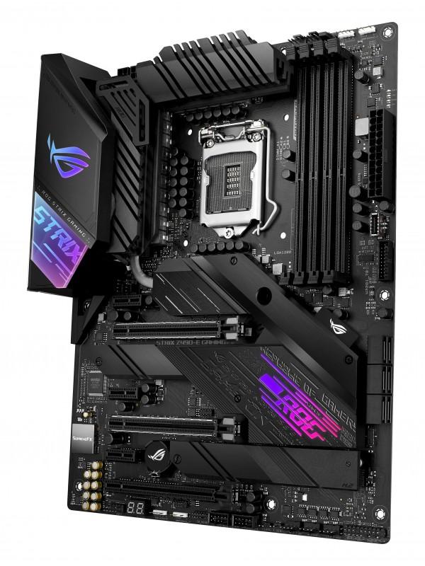 ASUS ROG STRIX Z490-E GAMING LGA 1200 ATX Intel Z490