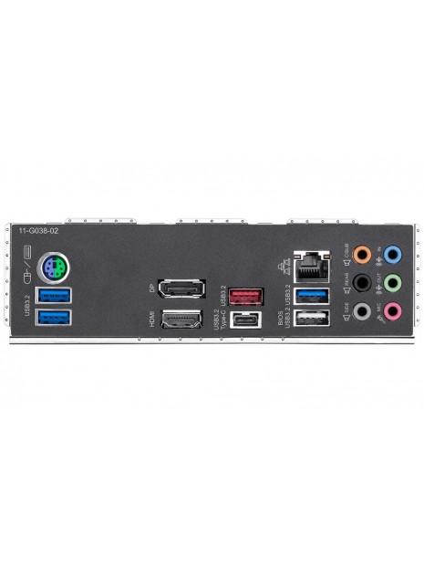 Gigabyte Z490M GAMING X (rev. 1.0) LGA 1200 micro ATX Intel Z490 Express