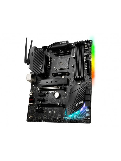 MSI B450 GAMING PRO CARBON MAX WIFI Zócalo AM4 ATX AMD B450