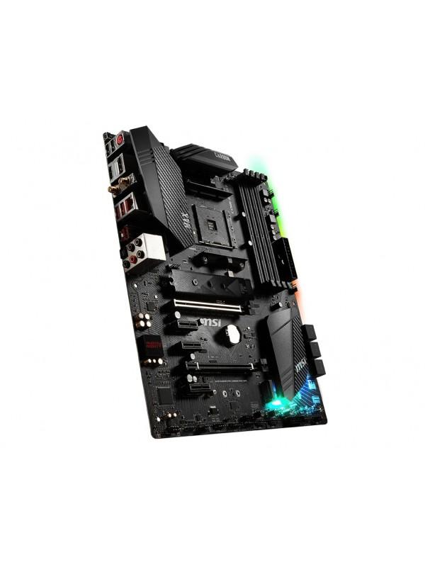 MSI B450 GAMING PRO CARBON MAX WIFI Zócalo AM4 ATX AMD B450