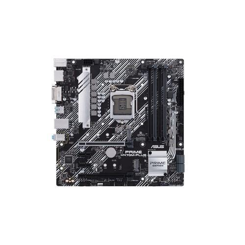 ASUS Prime H470M-PLUS LGA 1200 micro ATX Intel H470