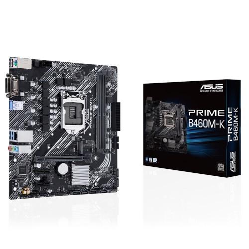 ASUS PRIME B460M-K micro ATX Intel B460