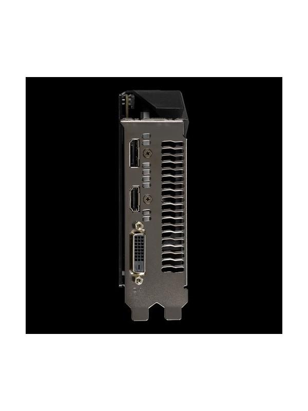 ASUS TUF Gaming TUF-GTX1650-O4GD6-GAMING NVIDIA GeForce GTX 1650 4 GB GDDR6