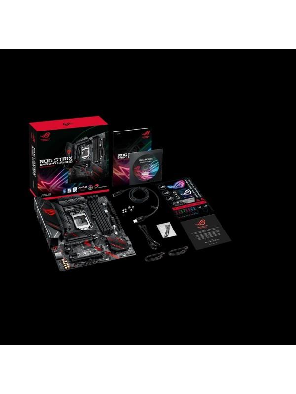 ASUS ROG STRIX B460-G GAMING micro ATX Intel B460