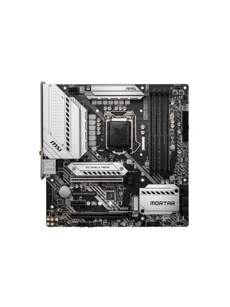 MSI MAG B460M MORTAR WIFI LGA 1200 micro ATX Intel B460