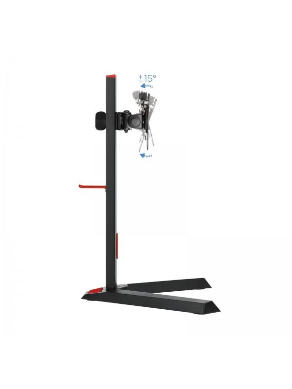 "TooQ DB1401TN-B soporte para monitor 81,3 cm (32"") Independiente Negro, Rojo"