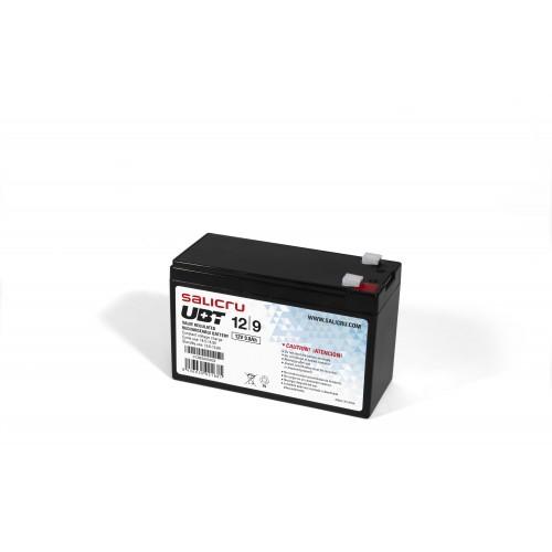 Salicru UBT 12 9 Batería AGM recargable de 9 Ah   12 V