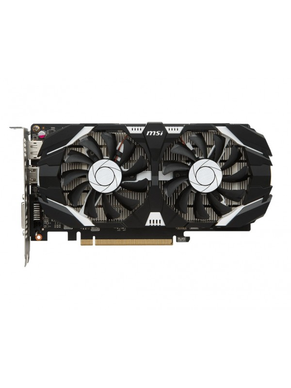 MSI GTX 1050 TI 4G OC NVIDIA GeForce GTX 1050 Ti 4 GB GDDR5