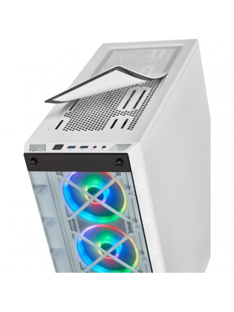 CAJA CORSAIR CRYSTAL 465X RGB