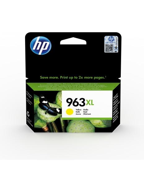 HP 963XL 1 pieza(s) Original Alto rendimiento (XL) Amarillo