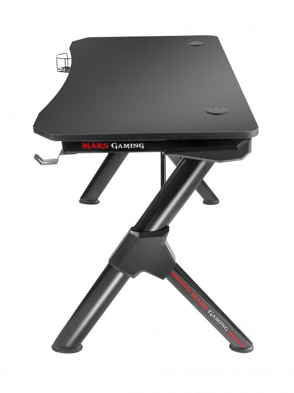 Mars Gaming MGD escritorio para ordenador Negro